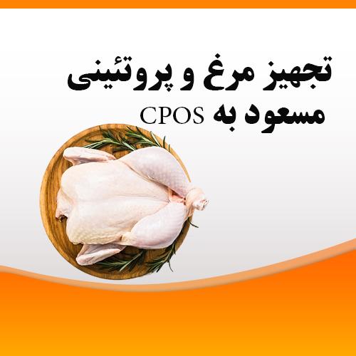 پروتئینی مسعود به CPOS تجهیز شد